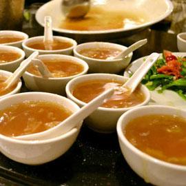 صور.. أشهر وأغلى أنواع حساء في العالم