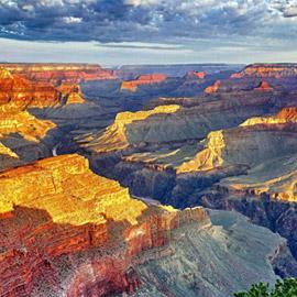 جراند كانيون.. أخدود يحكي تاريخ الأرض قبل مليارَي عام