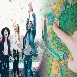 تقرير السعادة 2021: تعرفوا إلى أسعد 20 دولة في العالم