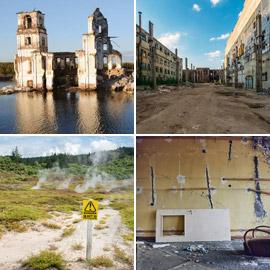 بالصور: تعرفوا على 8 مدن نائية حول العالم لم يعد لها وجود!
