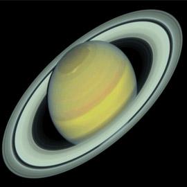 تلسكوب هابل يُظهر الانتقال الملون المذهل بين الفصول على كوكب زحل