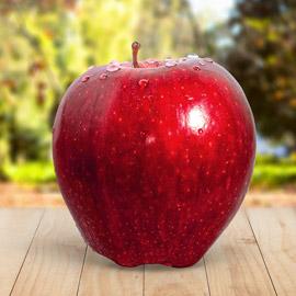 فوائد تناول تفاحة واحدة على الريق