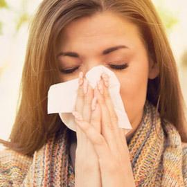 تعرفوا الى الأعراض الرئيسية للحساسية