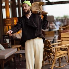 إطلالة سعد لمجرد الأنثوية تعرضه للسخرية والتهكم.. شاهدوا ملابسه