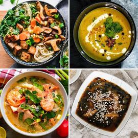 أيها تحبون؟ تعرفوا إلى أشهر أنواع الحساء وروائع الطهي في العالم