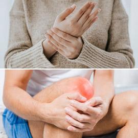 تعاني من أعراض التهاب المفاصل؟ جرِّب هذه العلاجات الطبيعية الفعالة