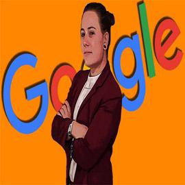 من هي المرأة التي تصدت لغوغل عملاق التكنولوجيا وانتصرت عليه؟