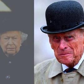 محن ومصائب غريبة طاردت زوج ملكة بريطانيا حتى وهو جنين