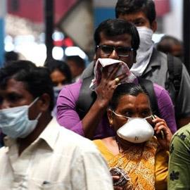 للمرة الـ6 خلال أسبوع.. الهند تسجل ارتفاعا غير مسبوق في إصابات كورونا