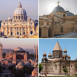 بالصور: تعرفوا إلى أقدم كنائس العالم.. رحلة عبر التاريخ والقداسة