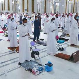 أول صلاة تراويح في رمضان 2021 بالحرم المكي.. إجراءات استثنائية بمشاركة  ..