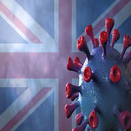 مفاجأة سارة بشأن السلالة البريطانية من فيروس كورونا