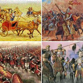 حروب الزمن الغابر: تعرفوا إلى أعظم 8 شعوب مقاتلة من الزمن القديم