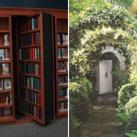 بالصور: إليكم أبرز 10 غرف سرية حقيقية بتصميمات لا تصدق!
