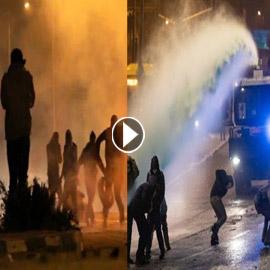 """وسط دعوات يهودية """"للانتقام من العرب"""".. إصابة عشرات الفلسطينيين بمواجهات  .."""