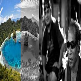 «جزيرة ينجيلاب».. والعاصفة التي أصابت كل سكانها بعمى الألوان