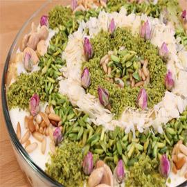 طريقة تحضير عيش السرايا الشهي والمميز لحلويات رمضان شرقية
