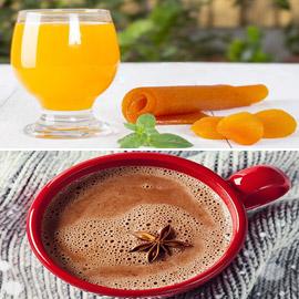 بينها قمر الدين والخروب.. إليكم أفضل 6 مشروبات للإفطار برمضان