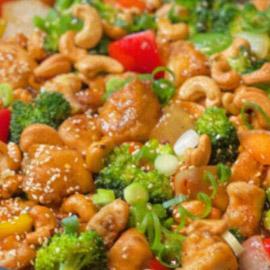 أكلات رمضان 2021: دجاج بالخضار والكاجو