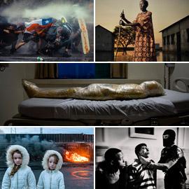 مصورين من 23 دولة يشاركون بإبداعاتهم بمسابقة (كل شيء عن الصورة)