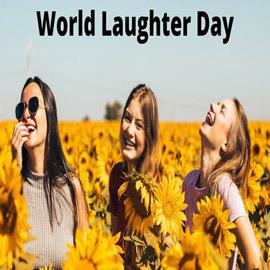 يوم الضحك العالمى..: يضفي عليك جمالا وتألقًا ويساهم في تنزيل الوزن  ..