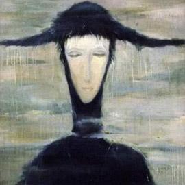 لوحة سيدة المطر.. ولماذا يعيدها مجددا كل من يشتريها؟