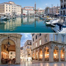 من اليونان إلى إيطاليا.. شاهدوا جمال مدن تحمل طابع البندقية حول أوروبا