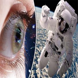 الآثار الجانبية للجاذبية والإشعاع.. كيف تتغير عين الإنسان بعد عام  ..