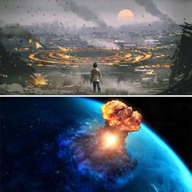 كم شخصا نحتاجه للنجاة من انقراض البشرية بعد كارثة نهاية العالم؟