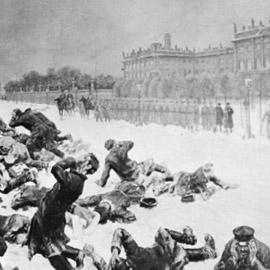 طعام فاسد تسبب بمذبحة.. و1000 إضراب في روسيا