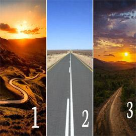بواسطة اختيار صورة: اختبار شخصية يكشف طريق السعادة في الحياة