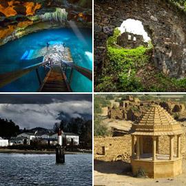 تعرفوا إلى 8 أماكن مرعبة ومخيفة غير معروفة حول العالم! صور