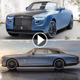 بالفيديو والصور: السيارة الأغلى في العالم سعرها 28 مليون دولار!