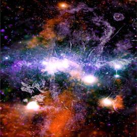 بعد سنوات رصد.. ناسا تنشر صور مذهلة لقلب مجرة درب التبانة