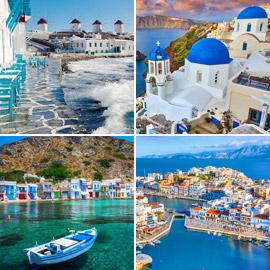 بالصور: إليكم أجمل الجزر اليونانية وأشهرها لتمضية عطلة مميزة