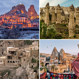 بالصور: تعرفوا إلى 10 معالم سياحية عليكم زيارتها في كابادوكيا التركية