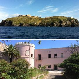 صور: إيطاليا تخطط لإعادة إحياء جزيرة استُخدمت سابقا كسجن للمجرمين