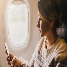 لماذا يتعذر عليك إجراء مكالمة هاتفية على متن الطائرة؟ لا علاقة للأمر  ..