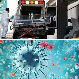 ربع سكان هذه الدولة أصيبوا بفيروس كورونا (كوفيد-19)