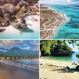 صور أجمل 10 شواطئ في العالم.. الخيار المثالي للهروب من الحياة اليومية