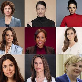 النساء يكتسحن حكومة إسرائيل.. وأغلبهن من أصول مغربية وعراقية