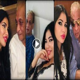 المطربة الجزائرية ياسمين نيار طليقة السبكي تتهم هاني شاكر بظلمها  ..