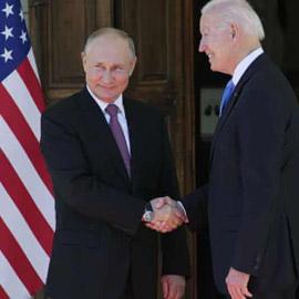 قمة بوتن بايدن.. اتفاق على إطلاق حوار شامل عما قريب