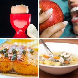 9 اطعمة صحية تقضي على الشعور بالجوع