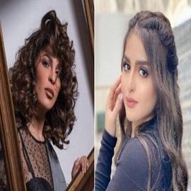 منى السابر تحتفل بعيد ميلاد ابنها عبدالله.. وكيف عايدته حلا الترك؟