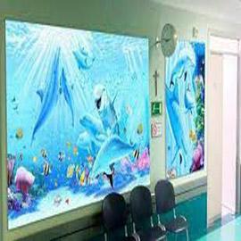 كيف حول فنان إيطالي مستشفى كئيبا إلى جنة للأطفال؟