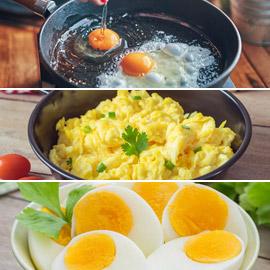 لماذا يستحيل تحضير طبق البيض المثالي رغم سهولته؟ 13 خطأ شائعا وراء  ..