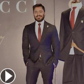مفاجأة: تامر حسني يقتحم عالم الموضة والأزياء