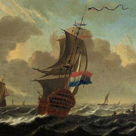 بفضل سفينة تائهة وساموراي.. بدأت علاقة هولندا واليابان