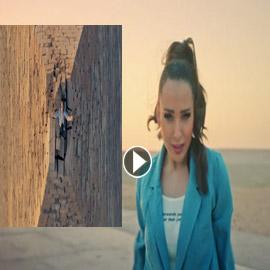فيديو رقص ساندي فوق قمة الهرم يشعل غضب المصريين وساندي تسخر!